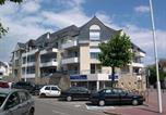 Location vacances Bretagne - Apartment Quiberon - 2 pièces avec apercu mer à 20m du centre ville-2