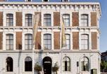 Hôtel Réseau des moulins de Kinderdijk-Elshout - Suitehotel Pincoffs-2