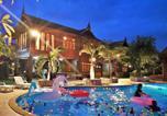 Villages vacances Ban Chang - Baan Thai Lanna Pattaya-3