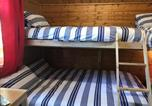 Camping  Acceptant les animaux Royaume-Uni - Bryn Dinas Camping Pods Ltd.-4