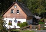 Location vacances Naila - Gollers Ferienhäuser-1