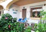 Location vacances Communauté Valencienne - Apartment Carrer Coll Verd-1