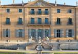 Hôtel 4 étoiles Aix-en-Provence - Château de Fonscolombe-1