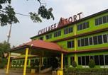 Villages vacances Port Dickson - D'Village Resort Melaka-3