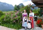 Location vacances Inzell - Pension mit Bergblick in Inzell-4