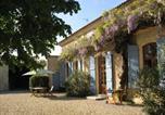 Hôtel Saint-Martin-Lacaussade - Chambres d'hôtes Le Chardon Fleuri-1