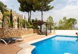 Location vacances La Nucia - Villa Santorini-1