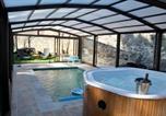 Location vacances Cercedilla - Complejo Casas Rurales Mansiones Y Villas Deluxe-2