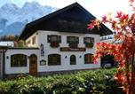 Hôtel Grainau - Zum Franziskaner-1