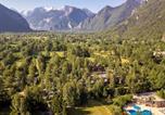 Camping avec Piscine Le Bourg-d'Oisans - Camping RCN Belledonne-4