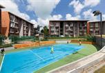 Location vacances Bo Phut - Studio Condo in Replay E305 - across the road from Bangrak Beach-1