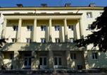 Hôtel Brno - Tauferovy Koleje-1