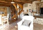 Location vacances Privezac - House with 2 bedrooms in Peyrusse le Roc with enclosed garden-1