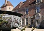 Hôtel Les Champeaux - Chateau du Blanc Buisson-2