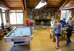 Villages vacances Truckee - Snowflower Camping Resort Wheelchair Accessible Cottage 8-3