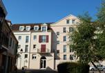 Location vacances  Val-d'Oise - Appart Port Cergy-2