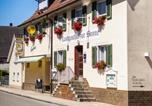 Location vacances Bad Bellingen - Landgasthof zur Sonne-2