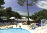 Camping avec Piscine Tomino - Camping Village Le Pianacce-2