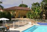 Location vacances Bretagne-d'Armagnac - Spacious Villa in Lias-d'Armagnac with Swimming Pool-2