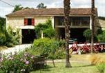 Hôtel Le Gua - Les Violettes de Malleville-2