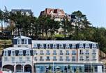 Hôtel 4 étoiles Perros Guirec - Spa Marin Du Val Andre Thalasso Resort-1