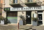Hôtel Tersanne - Hotel Magdeleine-1