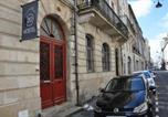 Hôtel Gironde - Hostel 20 Bordeaux Centre-4