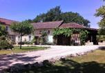 Location vacances Cravencères - Les Chênes Pieux-1