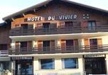 Hôtel Beaufort - Chalet du Vivier-1