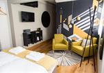 Hôtel Cantorbéry - The Hugo - Hotel Concept Canterbury-1
