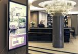 Hôtel Edinburgh - Mercure Edinburgh Haymarket-1