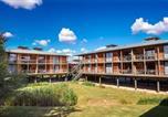 Hôtel 4 étoiles Sixt-sur-Aff - Domaine De Cice Blossac Resort Spa Golf-1