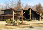 Hôtel Springfield - Riverbank Lodge-1