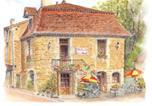 Hôtel Saint-Avit-Sénieur - Hôtel Auberge de La Nauze-1