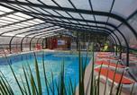 Camping avec Parc aquatique / toboggans Pays de la Loire - Camping La Siesta -4
