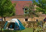 Camping avec Site nature Saint-Amand-de-Coly - Yelloh! Village - Lascaux Vacances-4
