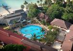 Villages vacances Kota Bharu - Arwana Perhentian Eco Resort & Beach Chalet-1