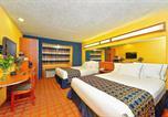 Hôtel New Braunfels - Microtel Inn & Suites by Wyndham New Braunfels I-35-3