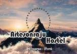 Hôtel Pérou - Artesonraju Hostel Huaraz-3