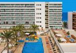 Hôtel Gandia - Hotel Rh Bayren Parc-1