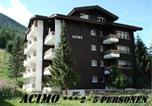 Location vacances Saas-Grund - Apartment Acimo-1