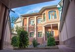 Hôtel Tashkent - Oreon Inn Hotel