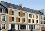Camping Locronan - Appart'Hotel Quimper - Terres de France-1
