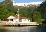 Location vacances  Norvège - Norwegen - Traumhaus direkt am Fjord-1