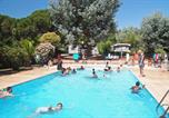 Camping avec Piscine Vallauris - Camping Le Plateau des Chasses-1