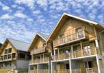 Location vacances Les Déserts - Two-Bedroom Apartment Les Chalets Du Berger 4-4