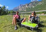 Camping  Acceptant les animaux Hautes-Alpes - Campéole Les Vaudois-1
