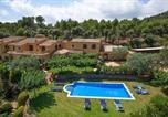 Location vacances Pals - Regencos Villa Sleeps 16 Pool-1