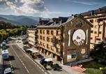Hôtel Province de Lleida - Hotel Restaurant Les Brases-1