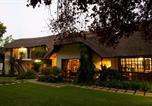 Location vacances Bloemfontein - De Witt'e Guest House-1